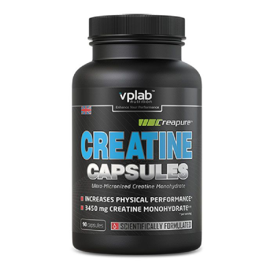 VPLab Creatine Caps 90 капсул