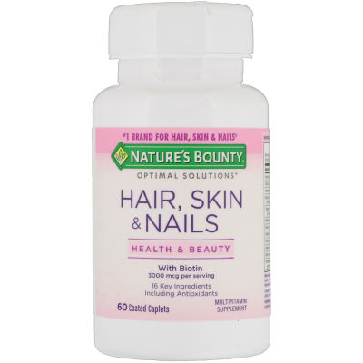 Nature's Bounty Hair, Skin & Nails 60 капсул
