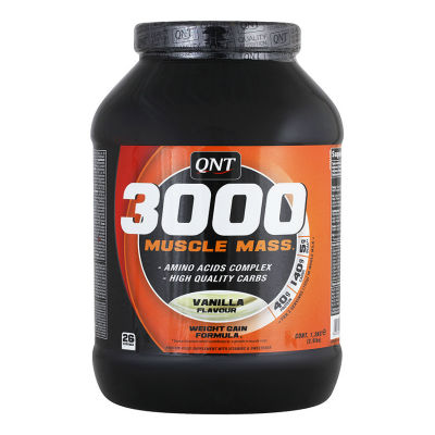 QNT Muscle Mass 3000 1300 г