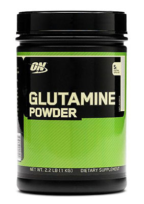 Optimum Glutamine 1000 г